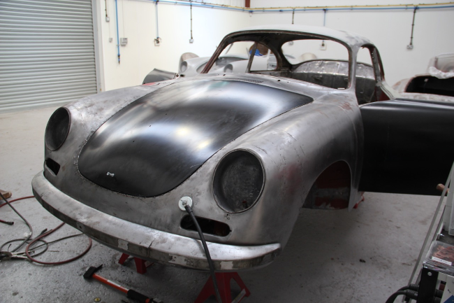 Lux 356 New Bonnet