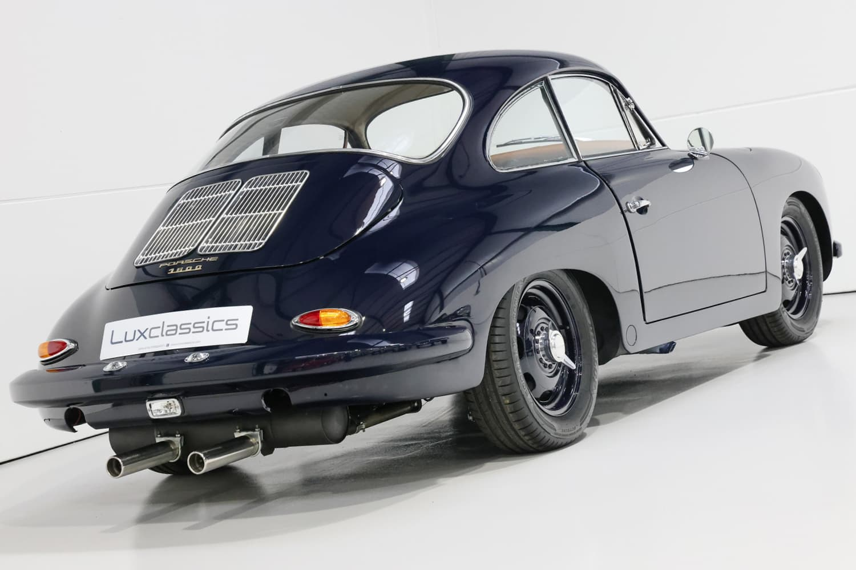 Djg Porsche 356 Completed 2